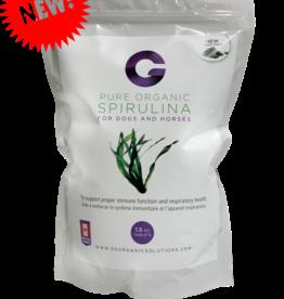 G's Formula G's Organic Spirulina Pellet 1.5 kg pails
