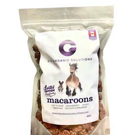 G's Formula Xmas Macaroons Small bags
