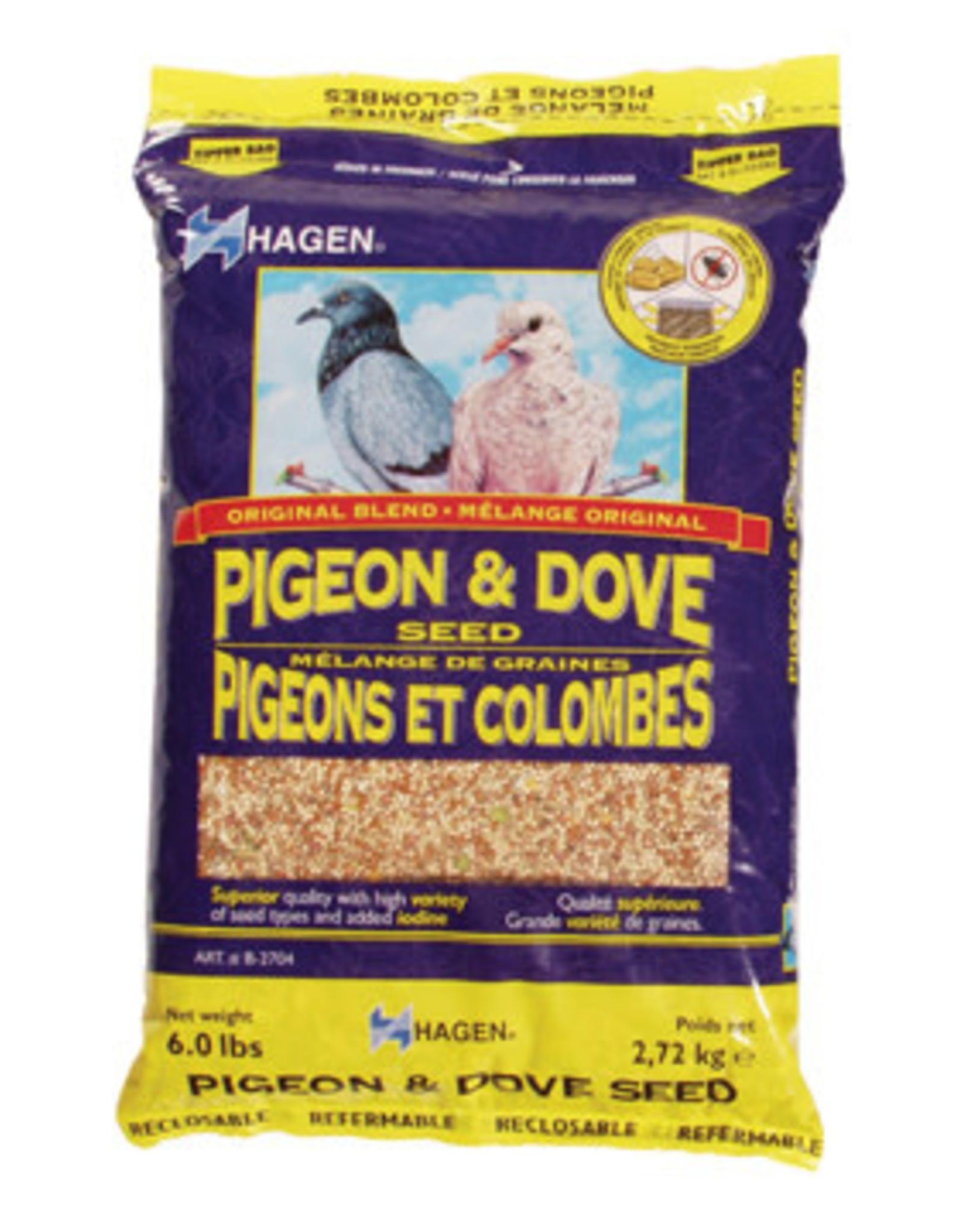 Hagen Hagen Pigeon & Dove Staple VME Seed - 2.72 kg (6 lb)