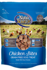NUTRISOURCE NutriSourDog Treat GF Chicken 6 oz