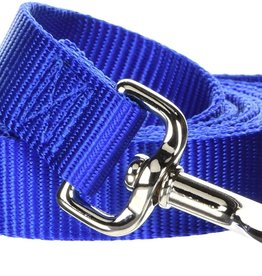 "Hamilton Hamilton Blue Leash 1"" think 6'"
