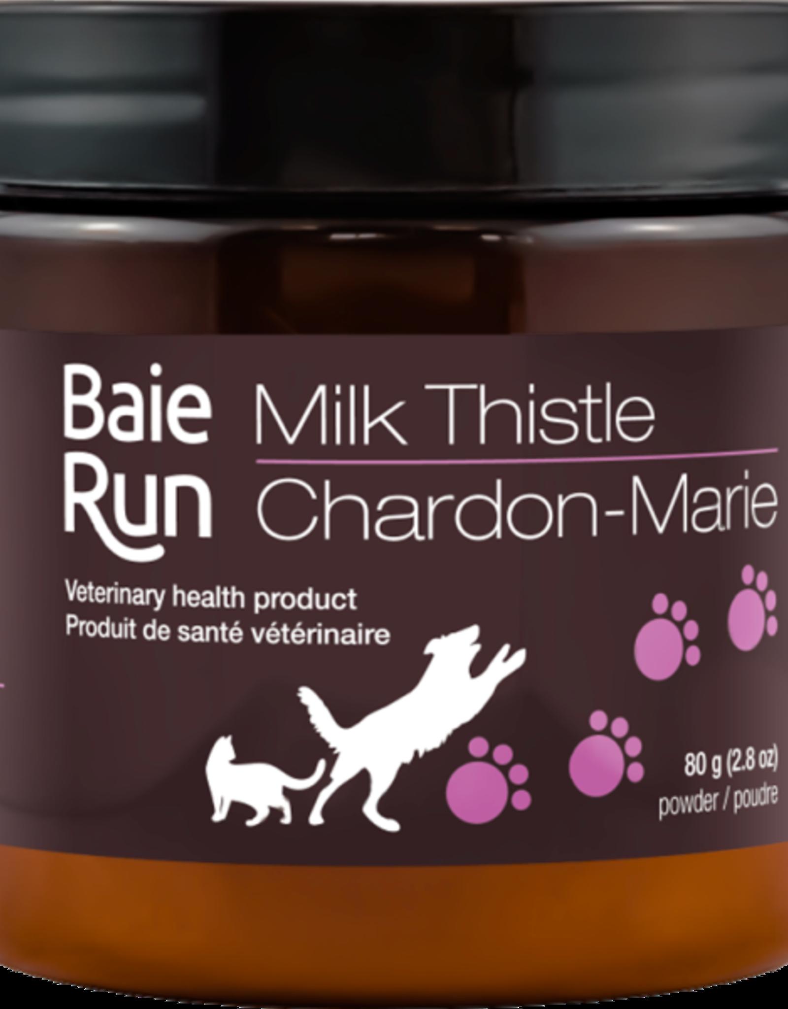 Baie Run Baie Run Dog/Cat Milk Thistle 80 g