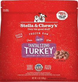 Stella & chewy's Frozen - SC Tantalizing Turkey Dinner 4LB