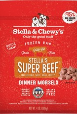 Stella & chewy's Stella & Chewy's Raw Stella's Super Beef Dinner 4LB