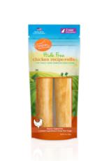 "Canine Naturals Canine Naturals Hide-Free Chicken Rolls XLarge 10"" 2 Pk"