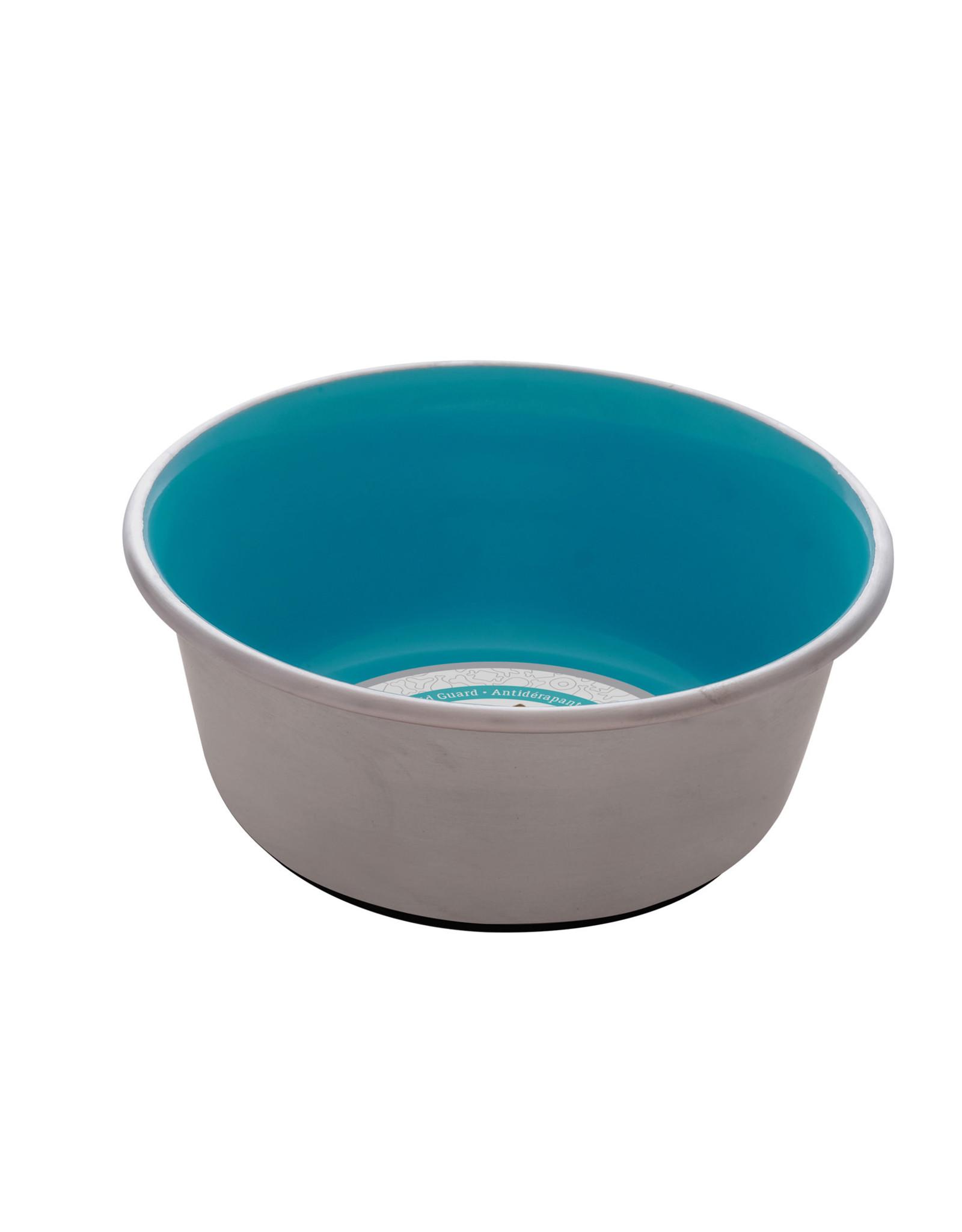 DogIt Dogit Stainless Steel Non-Skid Dog Bowl - Blue - 350 ml (11.8 fl.oz.)
