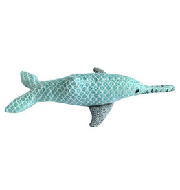 Resploot Toy Resploot Toy – Ganges Dolphin – India – 29 x 13 cm (11.5 x 5 in)