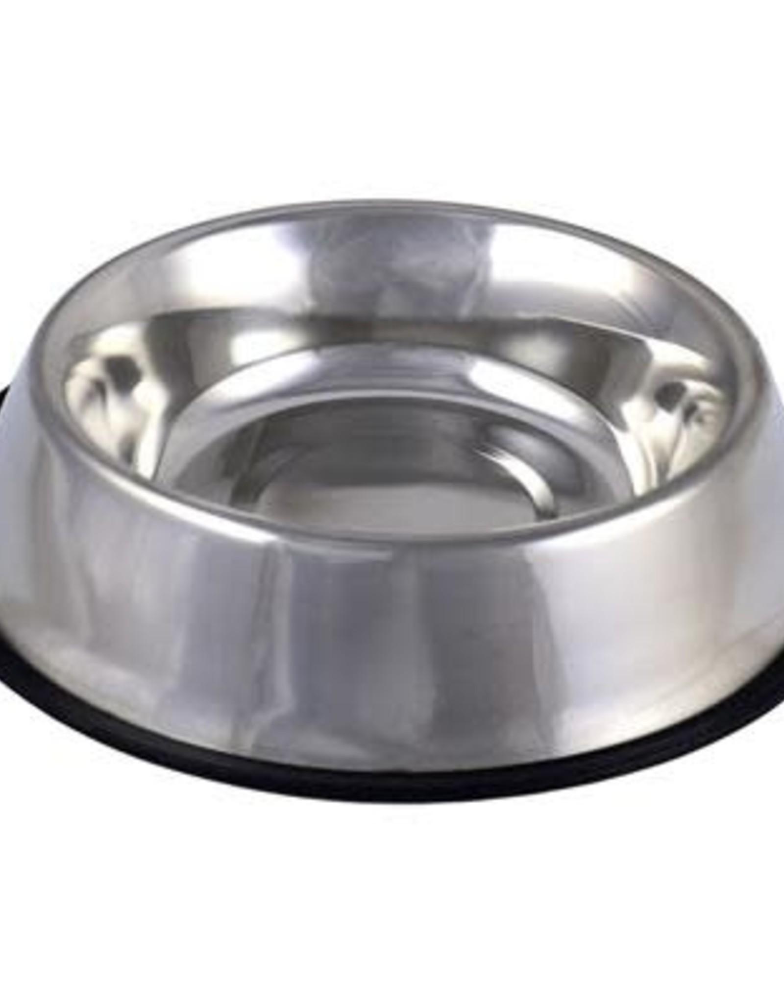 Non Skid Stainless Steel Bowl 96OZ