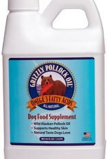Grizzly Pollock Oil 64oz