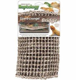 PENN-PLAX INC Penn Plax Natural Lizard Lounger Bridge