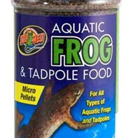 ZOO MED LABORATORIES Zoo Med Aquatic Frog N Tadpole Food 2.0oz