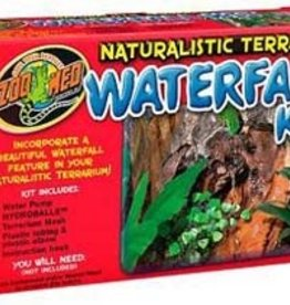 ZOO MED LABORATORIES Zoo Med Naturalistic Terrarium Waterfall Kit