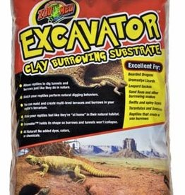 ZOO MED LABORATORIES Zoo Med Excavator Clay Burrowing Substrate 10lb
