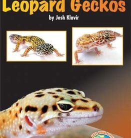ZOO MED LABORATORIES Zoo Med Proper Care To Leopard Geckos Book