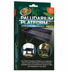 ZOO MED LABORATORIES ZooMed Paludarium Platform Small 12 inch x 12 inch x 24 inch Supports up to 11lbs