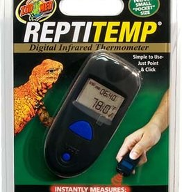 ZOO MED LABORATORIES Zoo Med Reptitemp Digital Infrared Thermometer