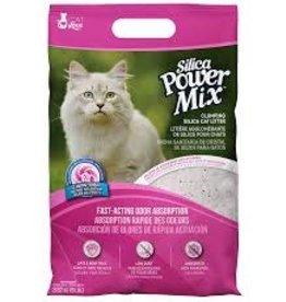 Cat Love Cat Love Power Mix Clumping Silica Cat Litter