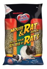 Martin Little Friend Martin Little Friends Mouse & Rat Ration 1 kg