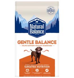 Natural Balance NB Targeted Nutrition Dog Gentle Balance Chicken 4.5 lb