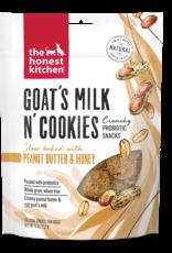 Honest Kitchen HK Dog Goat's Milk N' Cookies w/ Peanut Butter & Honey 8 oz