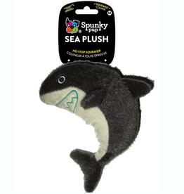 Spunky Pup Copy of Spunky Pup Sea Plush Shark SM