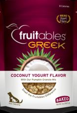 Fruitables Fruitables Dog Greek Coconut Yogurt Crunchy Treats 198 g