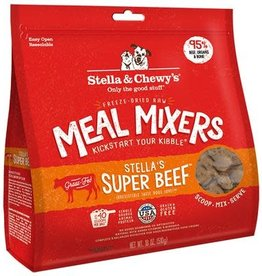 Stella & chewy's SC FD Meal Mixers Stella's Super Beef 18OZ