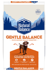Natural Balance NB Targeted Nutrition Dog Gentle Balance Chicken 26 lb