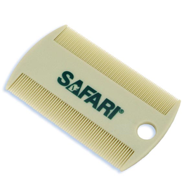 COASTAL PET PRODUCTS SAFARI DBL ROW FLEA COMB