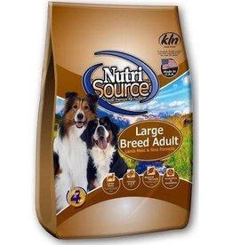 NUTRISOURCE NUTRISOURCE Large Breed Lamb & Rice 30lb