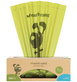 Earth Rated Unscented Refill Bags | 1 Roll 300 Bags