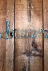 Tough 1 Dream Arrow Wall Decor