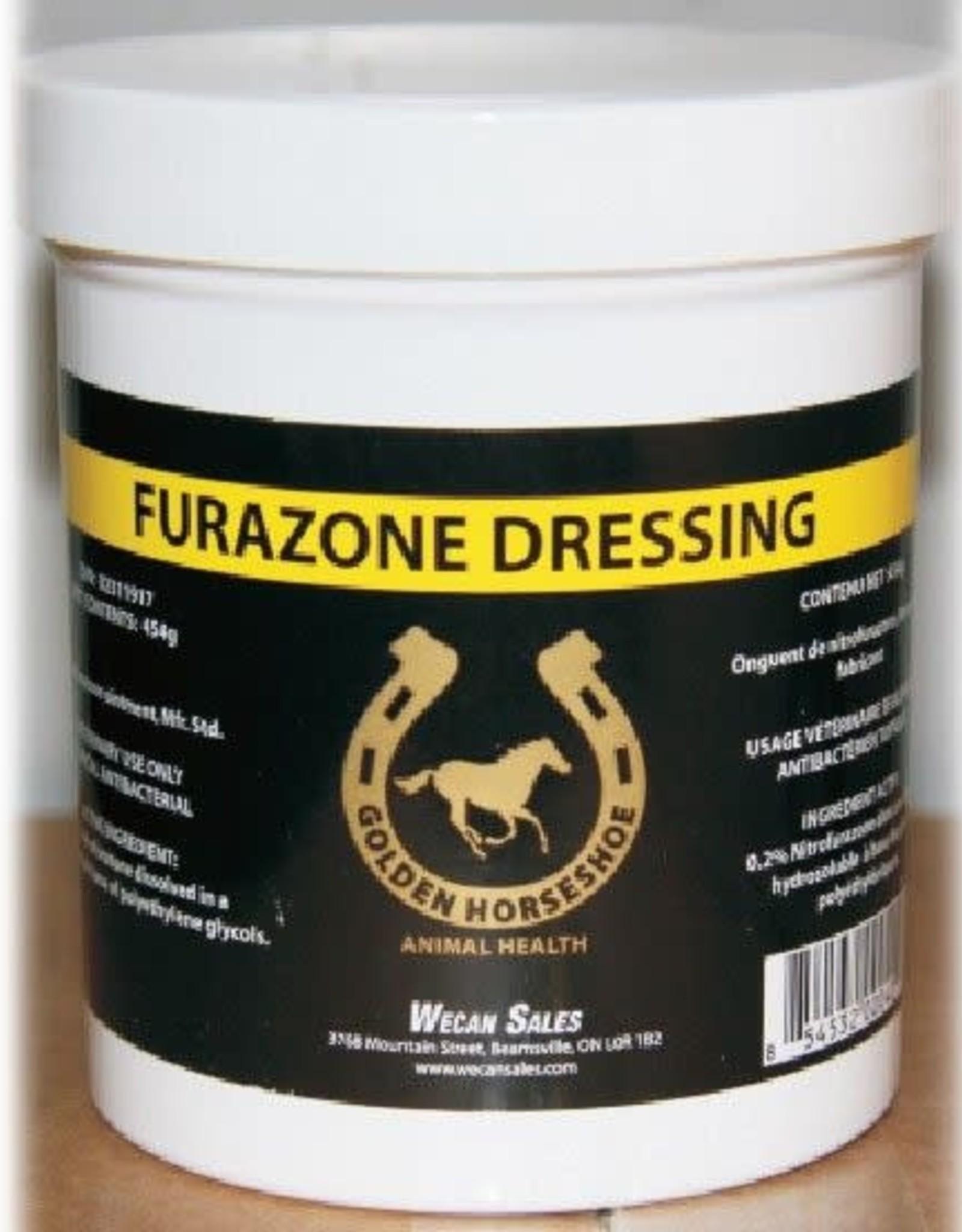 Golden Horseshoe Furazone Dressing 454g