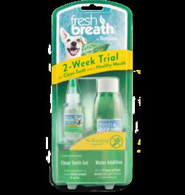 Tropiclean TropiClean Fresh Breath 2-Week Dental Trial Kit