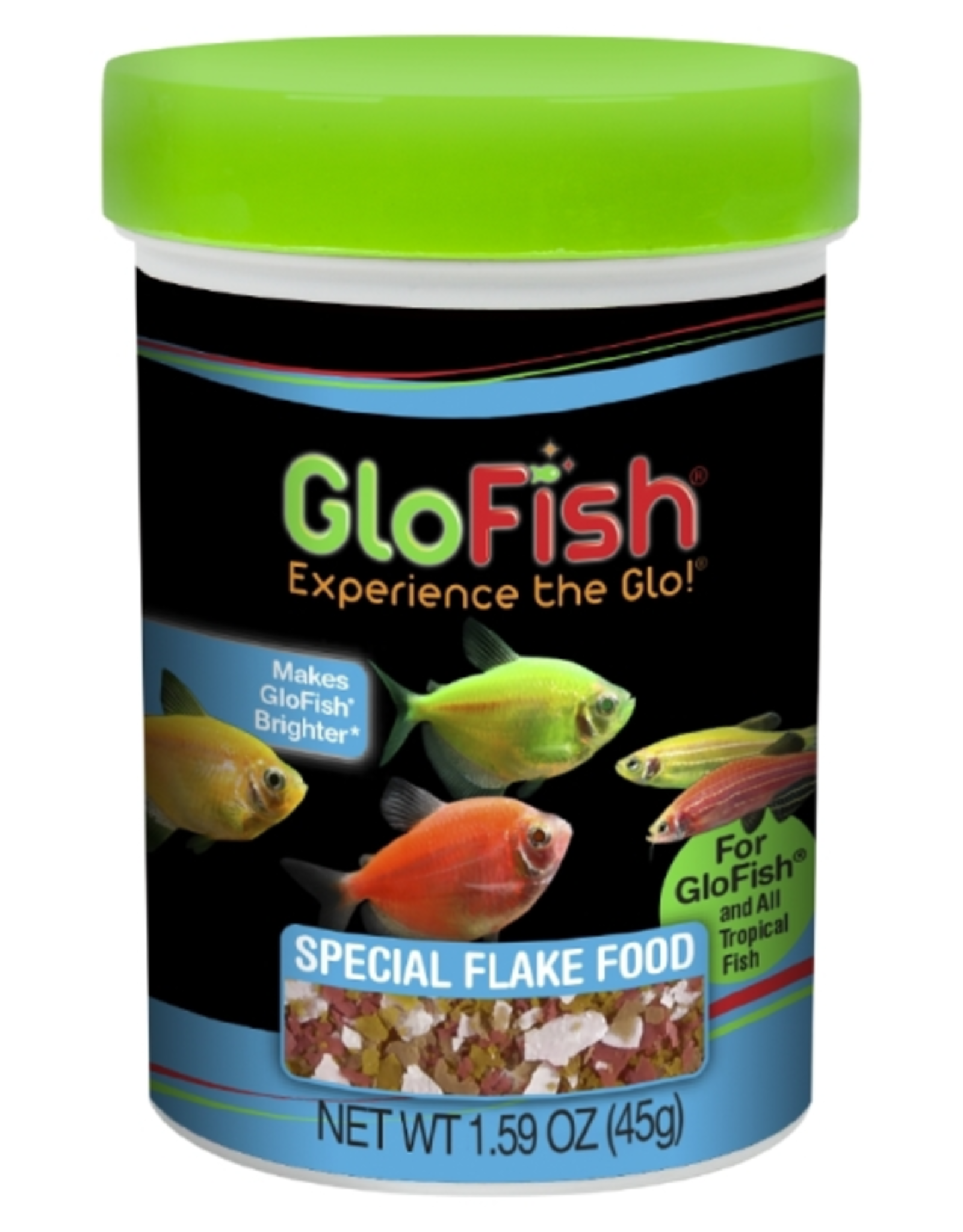 TETRA GloFish Special Flake Food 1.5OZ