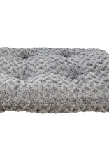 UNLEASHED Chill Gusset Bed Silver Swirl 30x20""