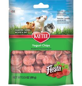 KAYTEE PRODUCTS INC Fiesta Strawberry Yogurt Chip Small Animal 3.5OZ