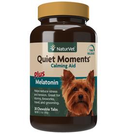 NaturVet NayurVet Quiet Moments Calming Aid 30CT
