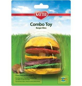 KAYTEE PRODUCTS INC Combo Toy Hamburger