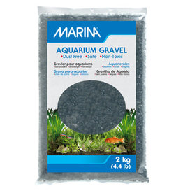 MARINA Marina Gravel - Black - 2 kg