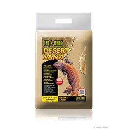 EXO-TERRA Exo Terra Desert Sand, Yellow, 10 lb