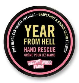 Walton Wood Farms YEAR FROM HELL HAND RESCUE 4 OZ