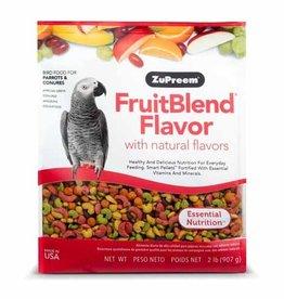 ZUPREEM ZuPreem FruitBlendFlavor Parrots & conures