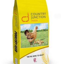 Country Junction Feeds 35% Poultry  Supplement AV Mash 20kg