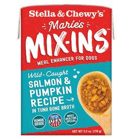 Stella & chewy's SC Marie's Mix-Ins Salmon & Pumpkin 5.5OZ