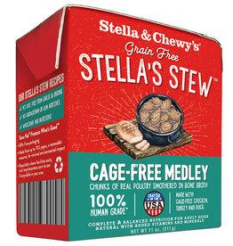Stella & chewy's SC Stella's Stews Cage Free Medley 11OZ