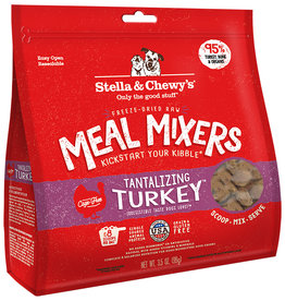 Stella & chewy's SC FD Meal Mixers Tantalizing Turkey 3.5OZ