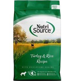 NUTRISOURCE NUTRISOURCE Turkey & Rice 5lb