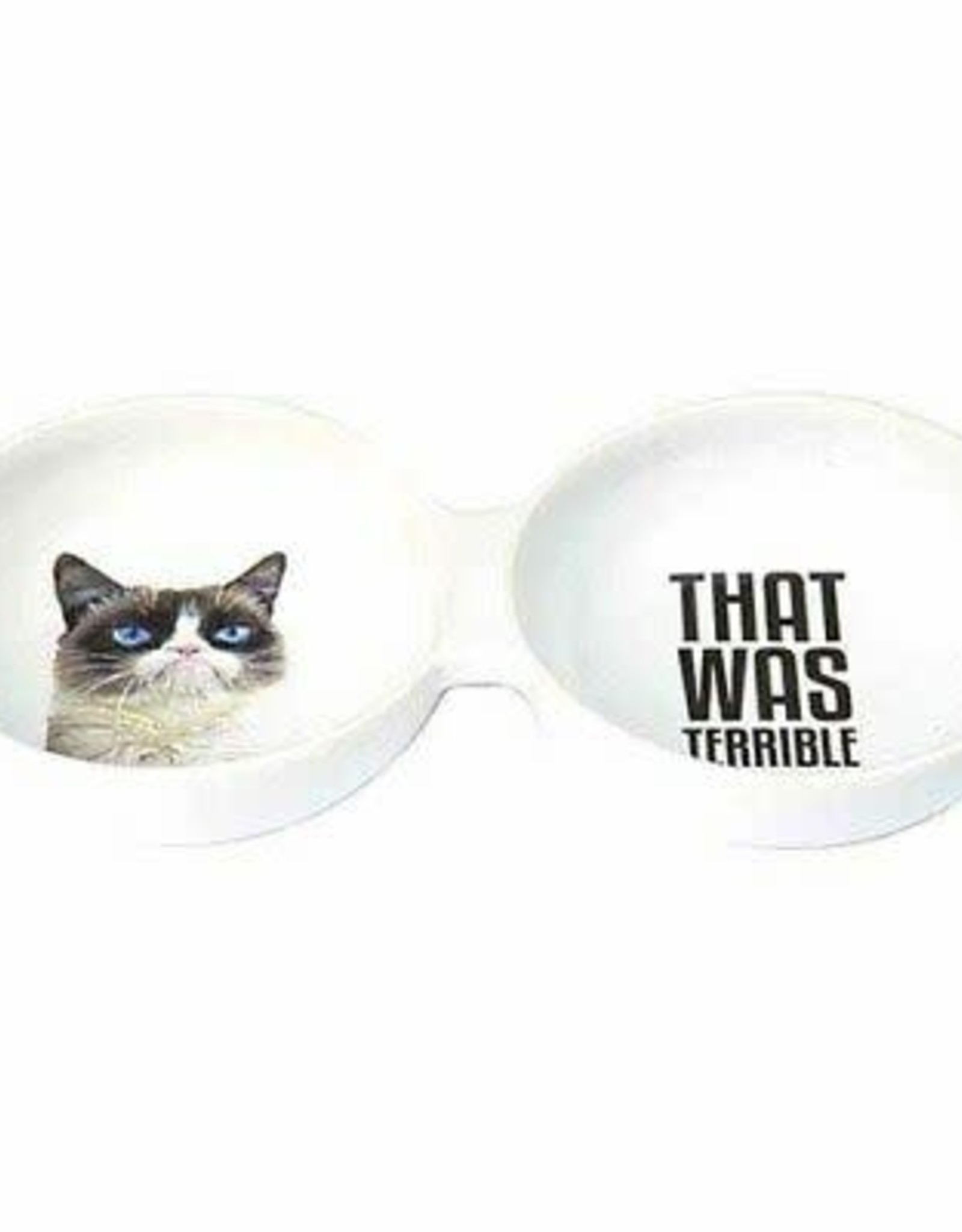 "Grumpy Cat ""That Was Terrible"" Dish"