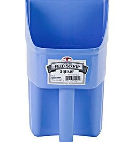 MILLER MFG CO INC       P Feed Scoop 3qt  Blue